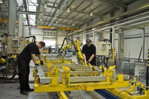 Produktie Henschel Polen Kippers en Laadbakken